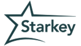 Starkey Logo Dark Green 140X80