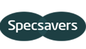 Specsavers Logo Dark Green 140X80
