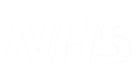 NHS Logo White 140X80